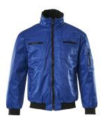 00516-620-11 Pilot Jacket - royal