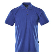00783-260-11 Polo Shirt with chest pocket - royal