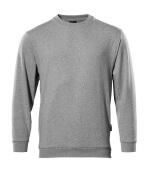 00784-280-08 Sweatshirt - grey-flecked