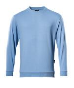 00784-280-A55 Sweatshirt - light blue