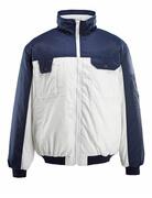 00922-620-61 Pilot Jacket - white/navy