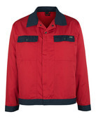 04509-800-21 Jacket - red/navy