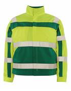 07109-470-1703 Jacket - hi-vis yellow/green