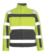 07109-470-17888 Jacket - hi-vis yellow/anthracite
