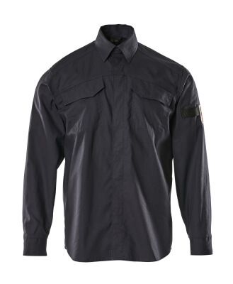 09004-142-10 Shirt - dark navy