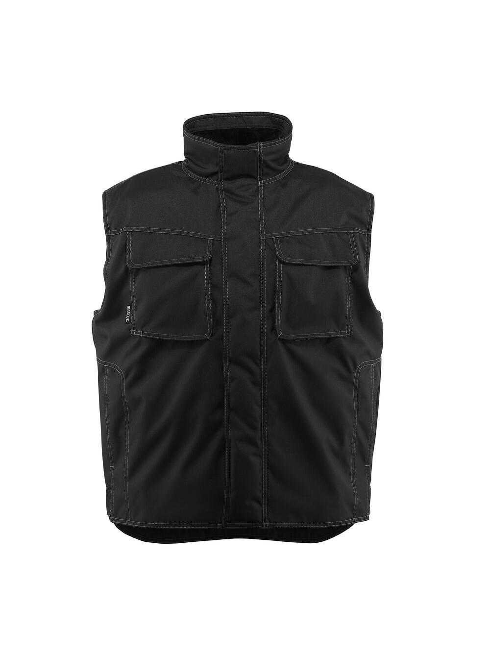 10054-194-09 Winter Gilet - black