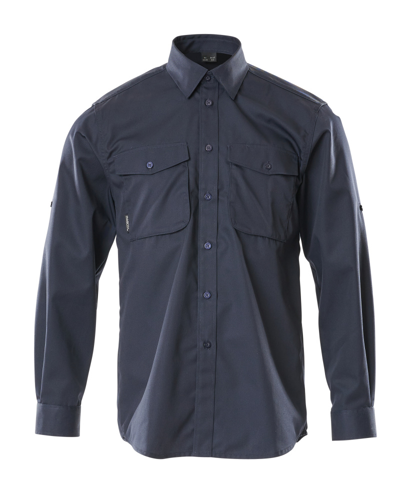 12004-530-010 Shirt - dark navy