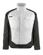 12009-203-0618 Jacket - white/dark anthracite