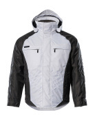 12035-211-0618 Winter Jacket - white/dark anthracite