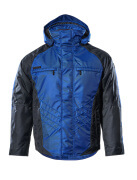 12035-211-11010 Winter Jacket - royal/dark navy