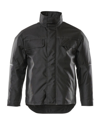 14135-126-09 Winter Jacket - black
