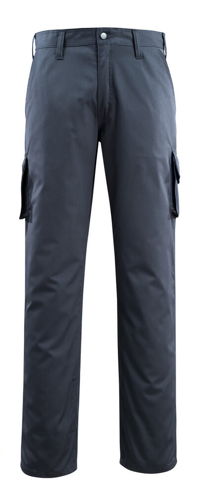 14779-850-010 Trousers with thigh pockets - dark navy