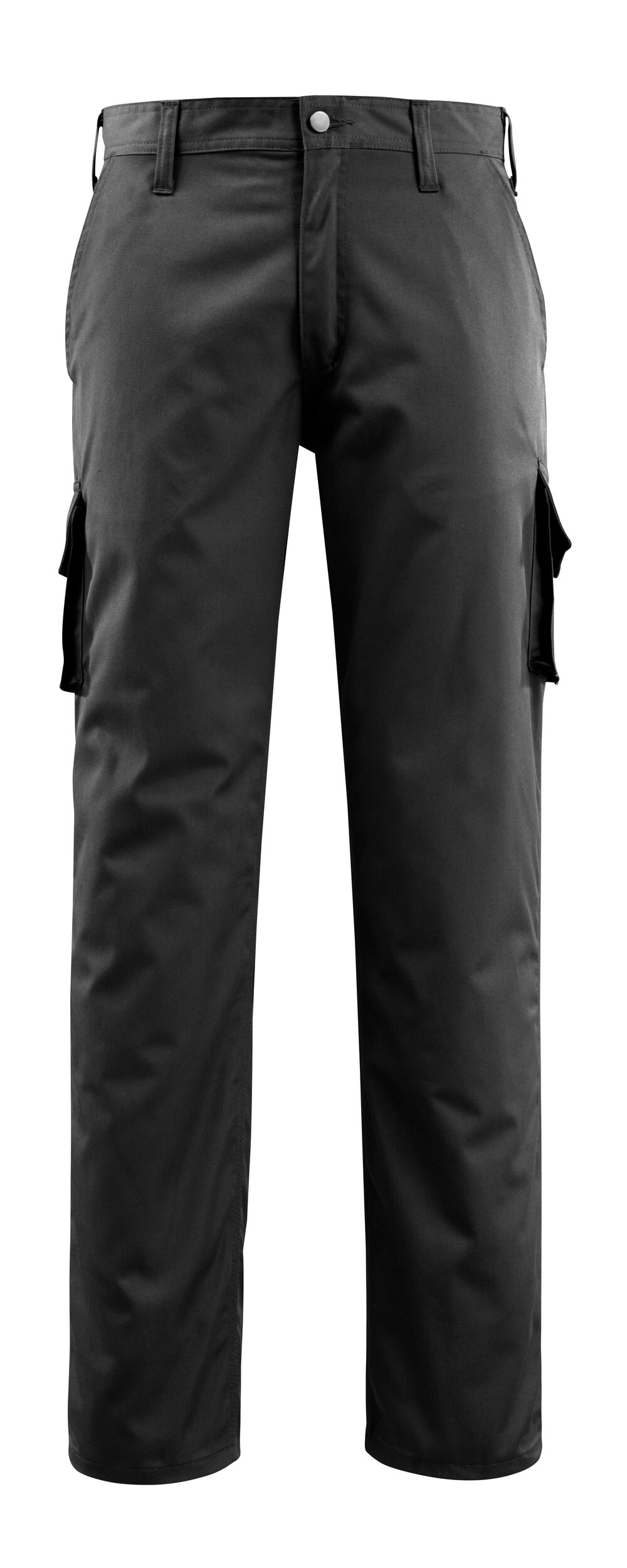 14779-850-09 Trousers with thigh pockets - black