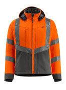 15502-246-1418 Softshell Jacket - hi-vis orange/dark anthracite