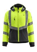15502-246-1709 Softshell Jacket - hi-vis yellow/black