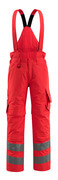 15690-231-222 Winter Trousers - hi-vis red