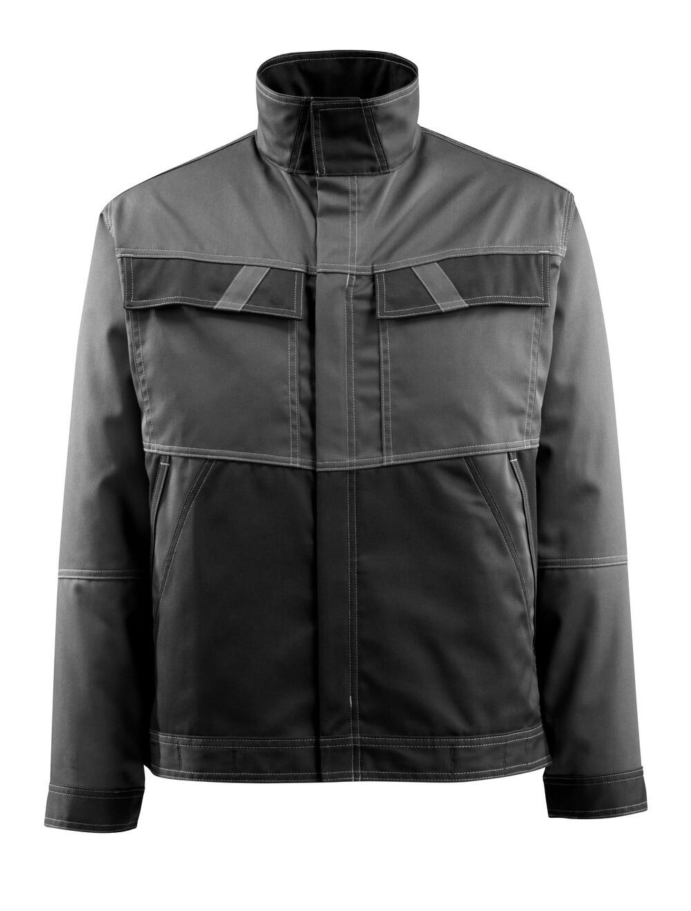15709-330-1809 Jacket - dark anthracite/black
