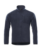 16103-302-010 Fleece Jacket - dark navy
