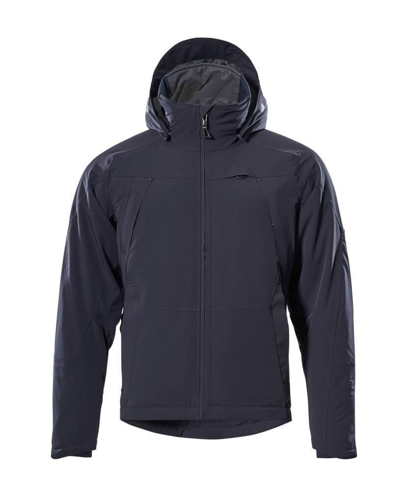 17035-411-010 Winter Jacket - dark navy