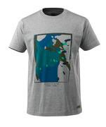 17082-250-08 T-shirt - grey-flecked