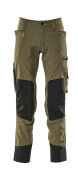 17179-311-010 Trousers with kneepad pockets - dark navy