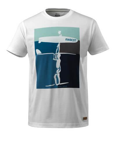 17182-250-06 T-shirt - white