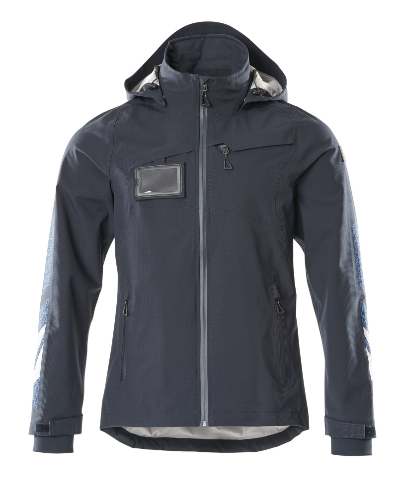 18001-249-010 Outer Shell Jacket - dark navy