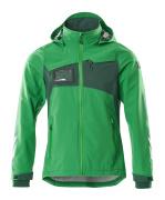 18001-249-33303 Outer Shell Jacket - grass green/green