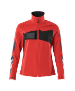 18008-511-20209 Jacket - traffic red/black