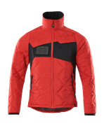 18015-318-20209 Jacket - traffic red/black