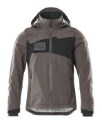 18035-249-1809 Winter Jacket - dark anthracite/black