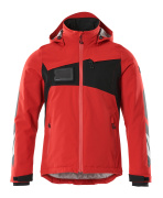 18035-249-20209 Winter Jacket - traffic red/black