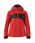 18045-249-20209 Winter Jacket - traffic red/black
