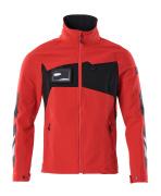 18101-511-20209 Jacket - traffic red/black