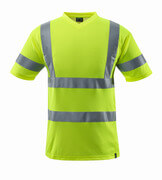 18282-995-17 T-shirt - hi-vis yellow