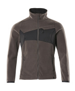 18303-137-1809 Fleece Jacket - dark anthracite/black