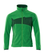 18303-137-33303 Fleece Jacket - grass green/green