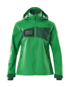 18311-231-33303 Outer Shell Jacket - grass green/green