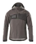 18335-231-1809 Winter Jacket - dark anthracite/black
