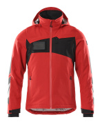 18335-231-20209 Winter Jacket - traffic red/black
