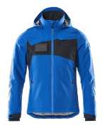 18335-231-91010 Winter Jacket - azure blue/dark navy