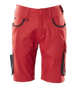 18349-230-0209 Shorts - red/black