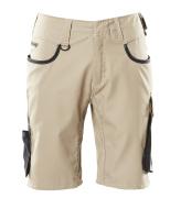 18349-230-5509 Shorts - light khaki/black