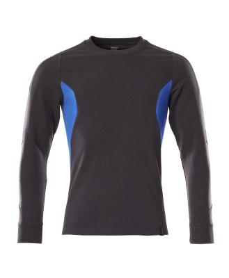 18384-962-01091 Sweatshirt - dark navy/azure blue