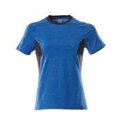 18392-959-01091 T-shirt - dark navy/azure blue