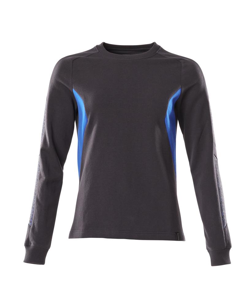 18394-962-01091 Sweatshirt - dark navy/azure blue