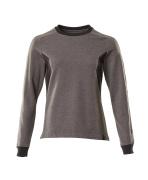 18394-962-1809 Sweatshirt - dark anthracite/black