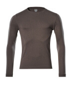18581-965-18 T-shirt, long-sleeved - dark anthracite