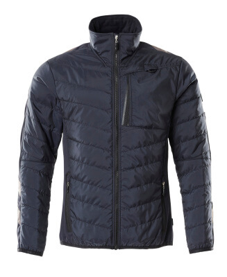 18615-318-010 Thermal Jacket - dark navy