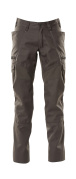 18679-442-18 Trousers with thigh pockets - dark anthracite